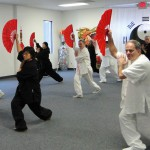 Tai Chi/Kungfu Fan Workshop