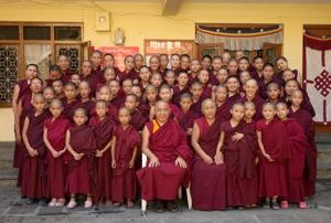 Keydong Thuk-Che-Cho-Ling Nuns