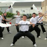 Chen Style Guandao Workshop