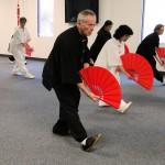 Tai Chi/Kungfu Fan Workshop