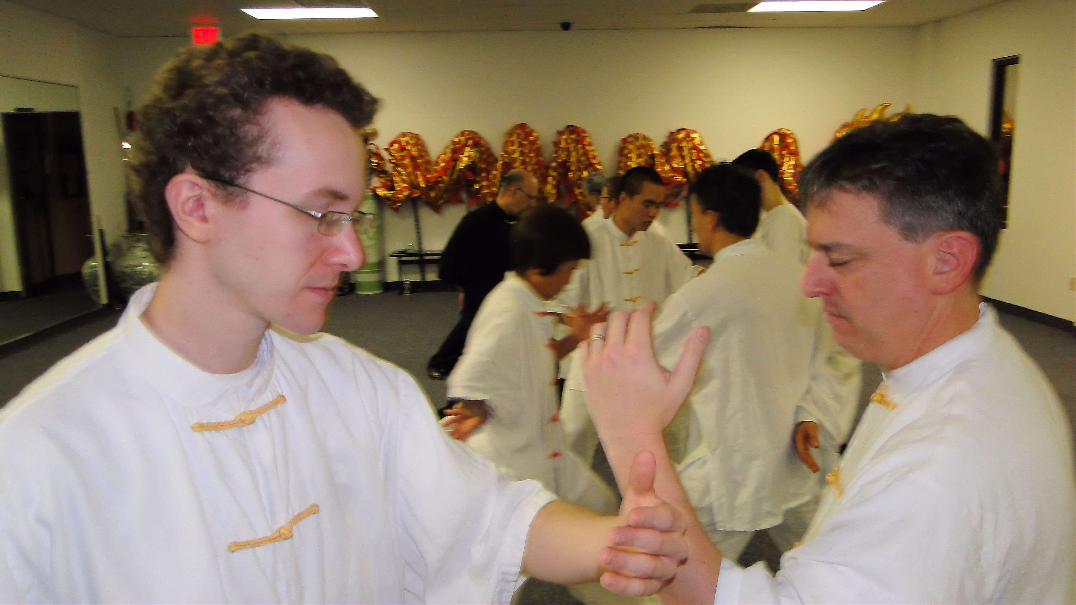 Push Hands Workshop